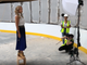 The Ice Rink at American Dream  during photo shoot for (201) Magazine in August 2019