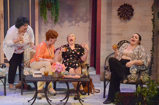 """The Savannah Sipping Society"" follows four Southern women all needing to escape their day-to-day routines. It will show at Indio Performing Arts Center on Sept. 6-22, 2019."