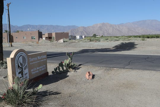 The Torres-Martinez Desert Cahuilla Indians announced Jan. 29, 2020 that it received a $3.7 million grant for affordable housing on the reservation from the U.S. Department of Housing and Urban Development.