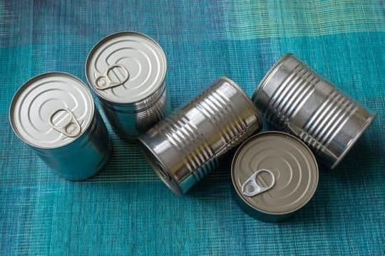 FoodRaising Friends and UF/IFAS Extension is collecting canned protein for low-income families.