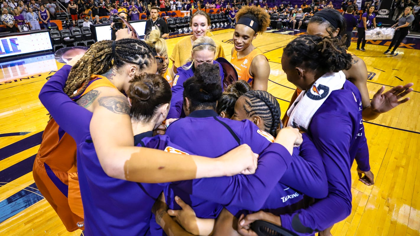 Despite rough season, Mercury GM believes team is 'not far away' from WNBA title contention