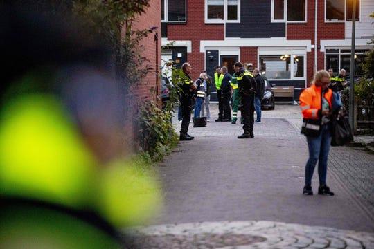 Autoridades investigan el tiroteo ocurrido en el barrio Dordrecht en Holanda.