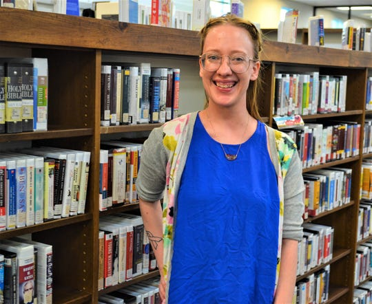 Ida Rupp Public Library associate Laura Vollmer is organizing the local showing of the Manhattan Short Film Festival. The global festival will take place in venues all over the world Sept. 26 through Oct. 6.