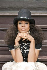"""""""Music of the Americas"""" will feature the Gold Age of Latin America with Los Hacheros and roots, funk and soul with Martha Redbone, pictured here. The concert is set for Sept. 14 at Montgomery Place in Annandale."""