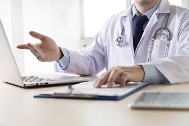 According to the Centers for Disease Control, one in five American adults struggles to pay medical bills, and 10 million adult Americans face medical bills they can't pay each year despite having health insurance. (Dreamstime/TNS)