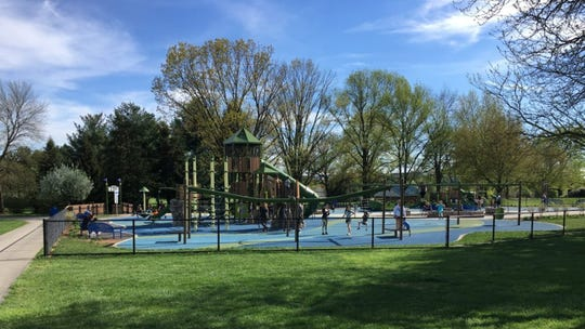 Springettsbury Township's Castle Park playground went up in 2017, and since has hosted growing diversity in suburban York County. On any sunny day, diverse youngsters climb on its elaborate structure of slides, climbing walls and other playground equipment.