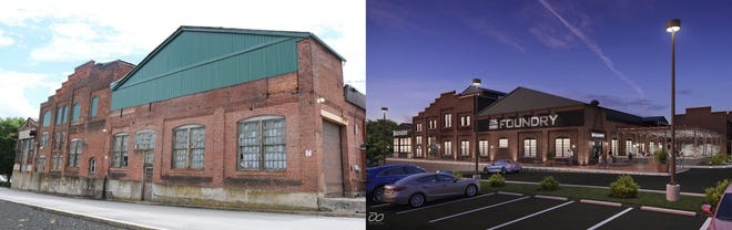 The former Pewtarex Foundry complex is located in one of York City's five Opportunity Zones and has been promoted as an attractive redevelopment project.