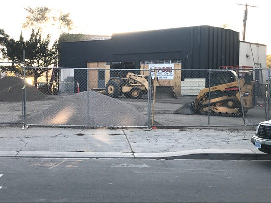 The Chevron station at 16th and Victorian in Sparks is getting an ExtraMile convenience store addition.