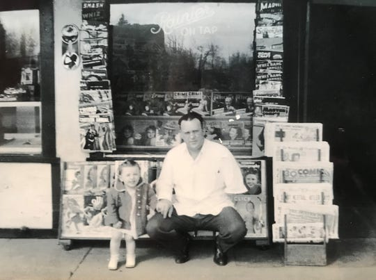 Diane Poindexter was just a toddler when her father, Noble Dependehner, opened a confectionery in 1939 that became Noble's Tavern.