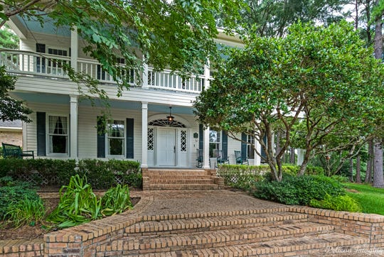 9811 Neesonwood Drive is full of classic southern charm.