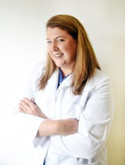 Dr. Andrea Master Everson, president and medical director of Robinson's Rescue low-cost spay and neuter clinic.