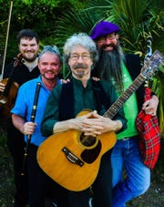 The Tannahill Weavers will be among the live musical acts at Bo Diddley's Pub & Deli this season.