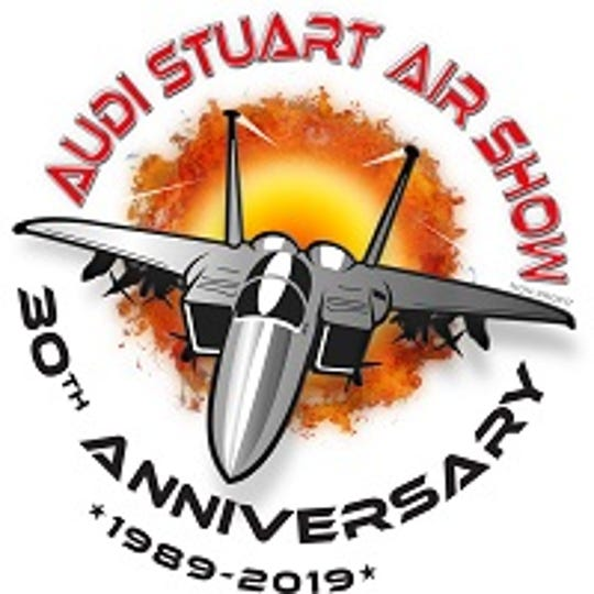 Stuart Air Show celebrating 30 years in 2019.