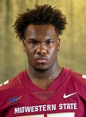 Midwestern State's Melik Owens played well in his first start for the team Saturday