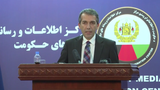 The Afghan Presidency says U.S. President Donald Trump's calling off of talks with the Taliban reflects concerns raised in Afghanistan, and that the country is still focussed on peace.   Video provided by AFP - English