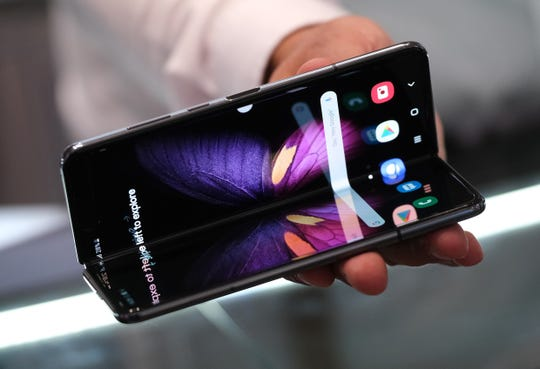Samsung Galaxy Fold to launch in the U.S. on Friday