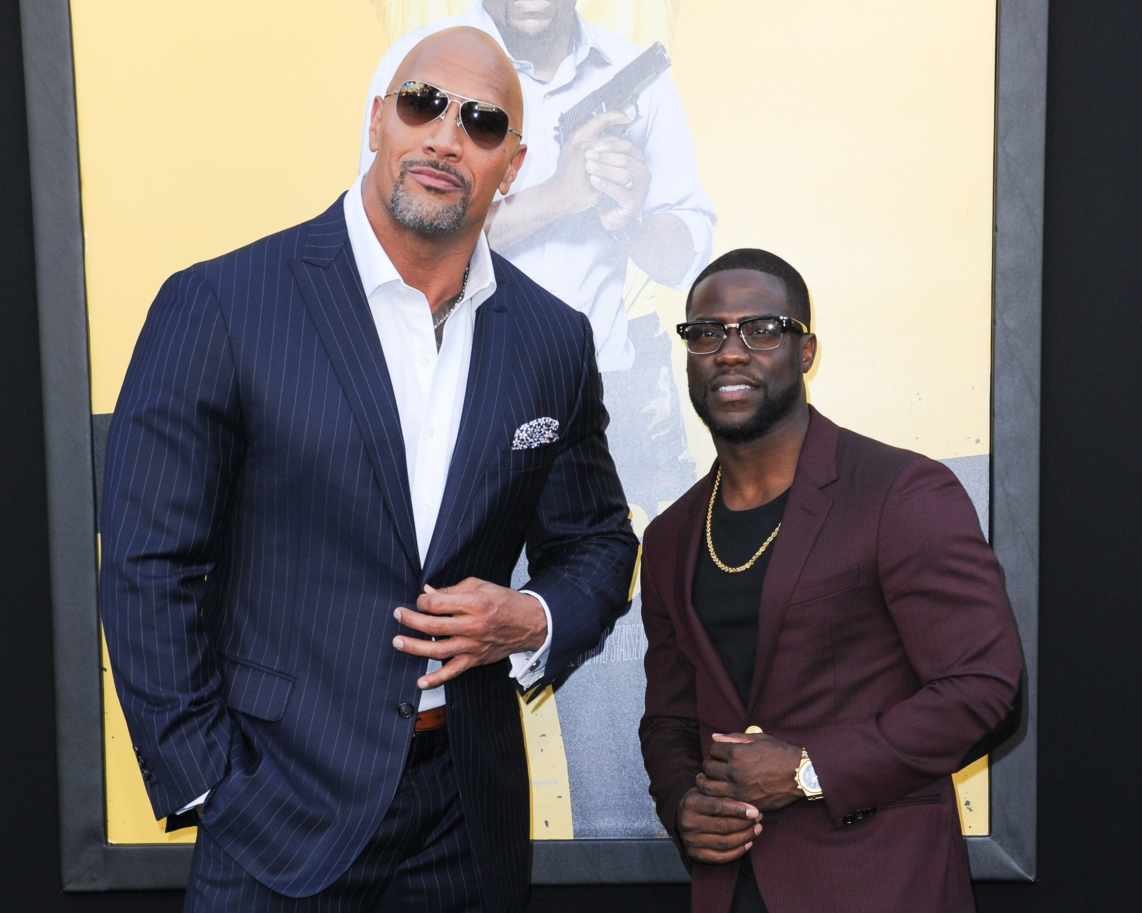 Kevin Hart Update Dwayne The Rock Johnson Says He S Doing