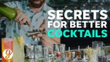 8 quick tips to help with your cocktails. From bitters to modifies we've got everything covered with these informative tips.