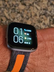 Fitbit's new Versa 2 smartwatch