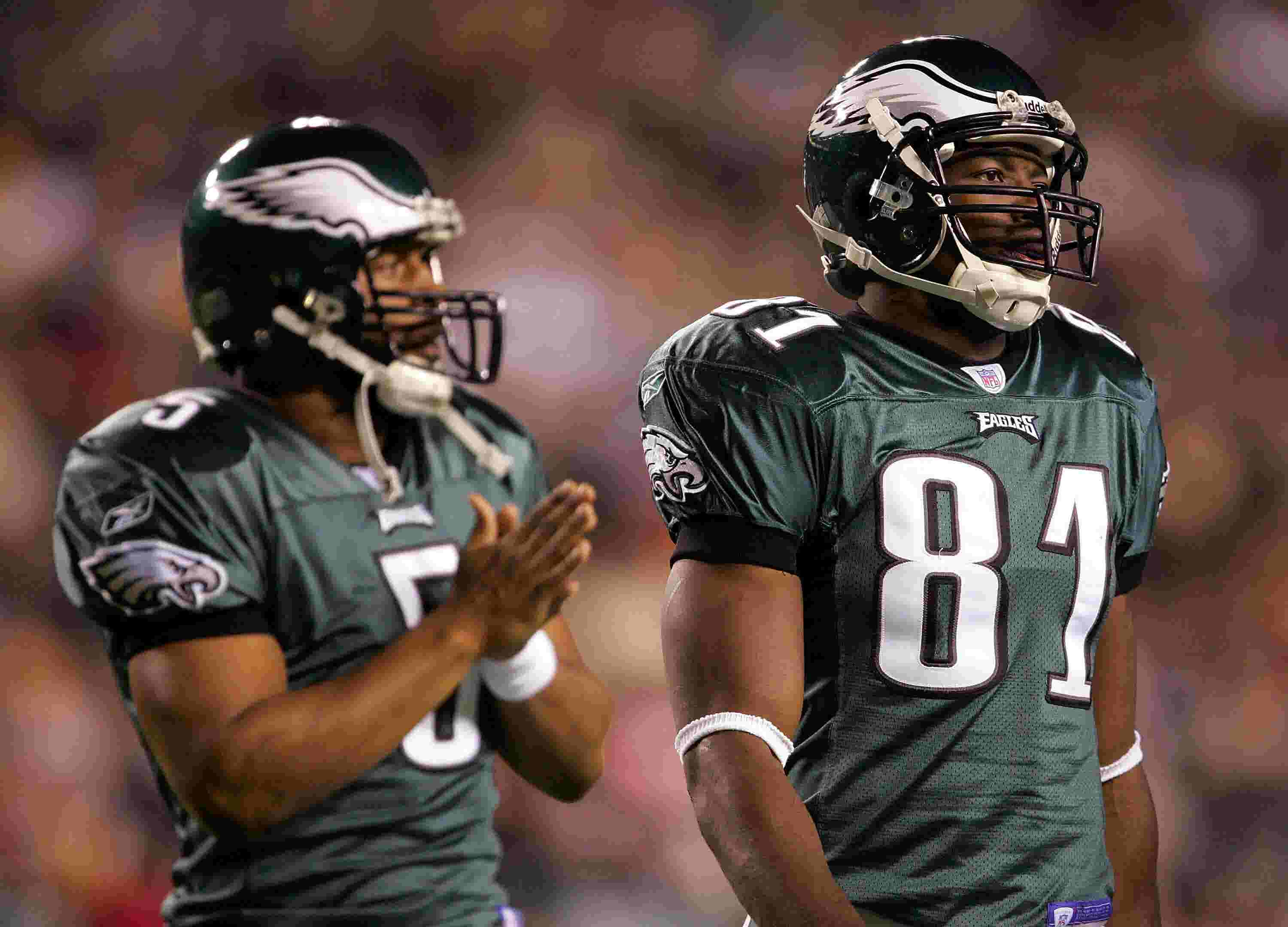 Donovan McNabb says Antonio Brown could be a 'recipe for disaster' for the Patriots
