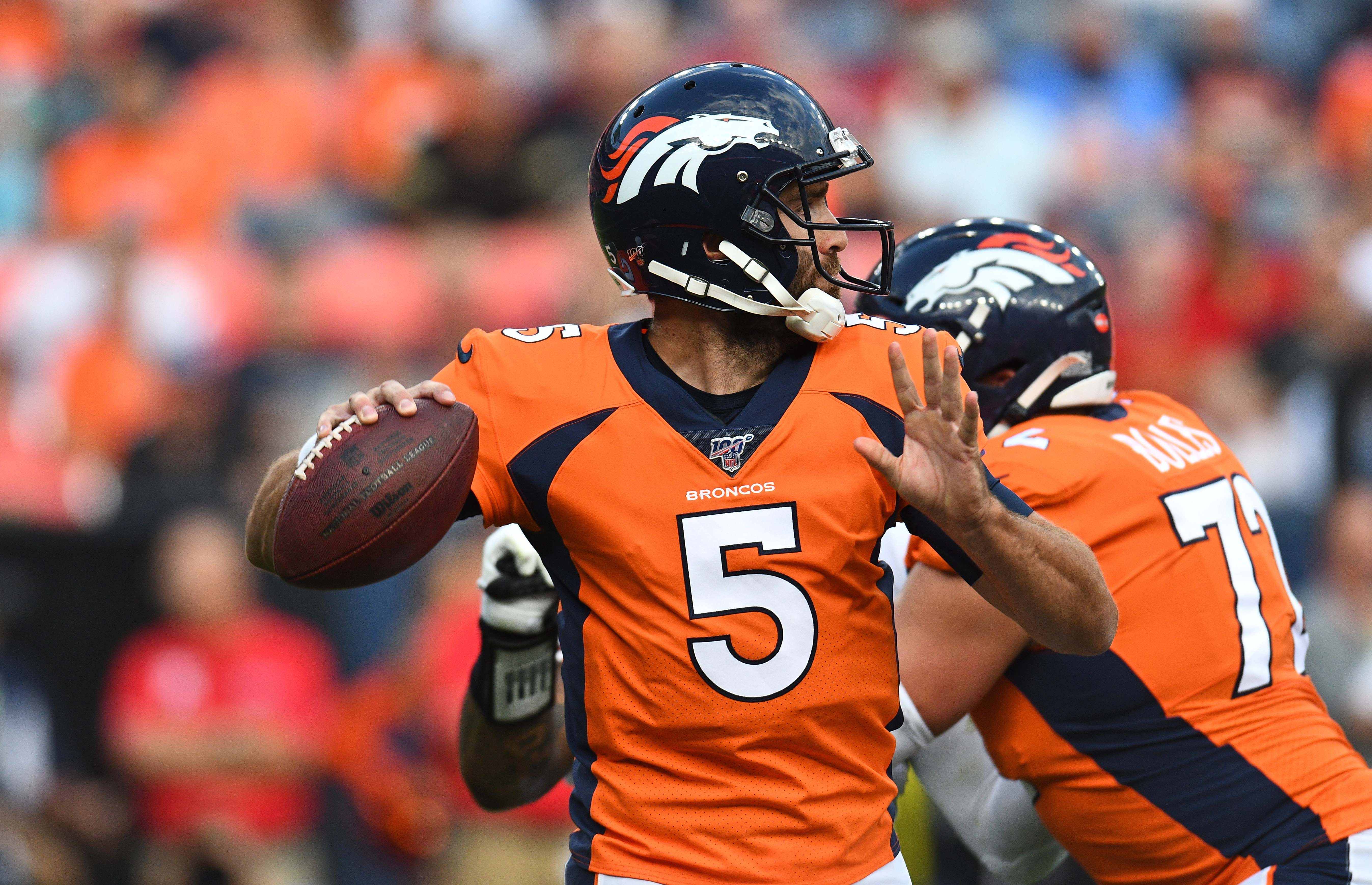 Denver Broncos vs. Oakland Raiders: Game time, live stream, TV channel, how to watch