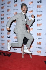 """New Zealand director and actor Taika Waititi got air time at a screening of """"Jojo Rabbit"""" on Day 4 of the festival."""
