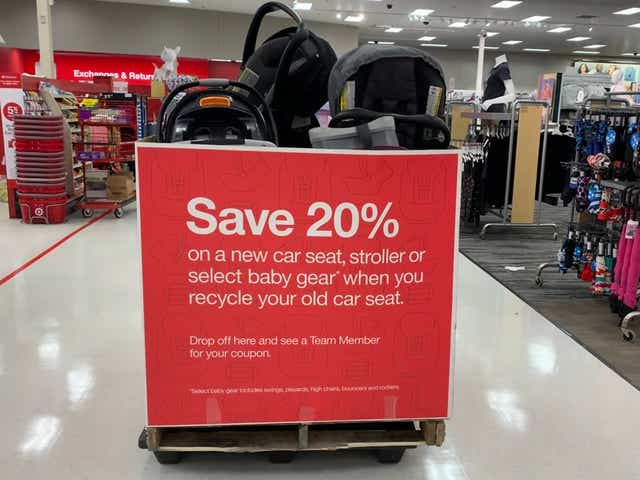 Car Seat Disposal >> Walmart Car Seat Trade In Get A 30 Gift Card For Recycling