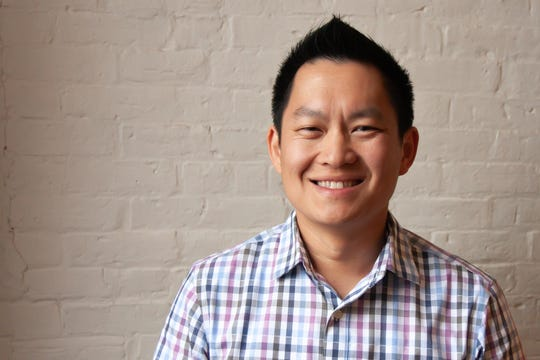 Michael Ly, founder of Reconciled.