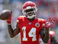Fantasy football sizzlers, fizzlers: Sammy Watkins, DeSean Jackson flash big-play skills