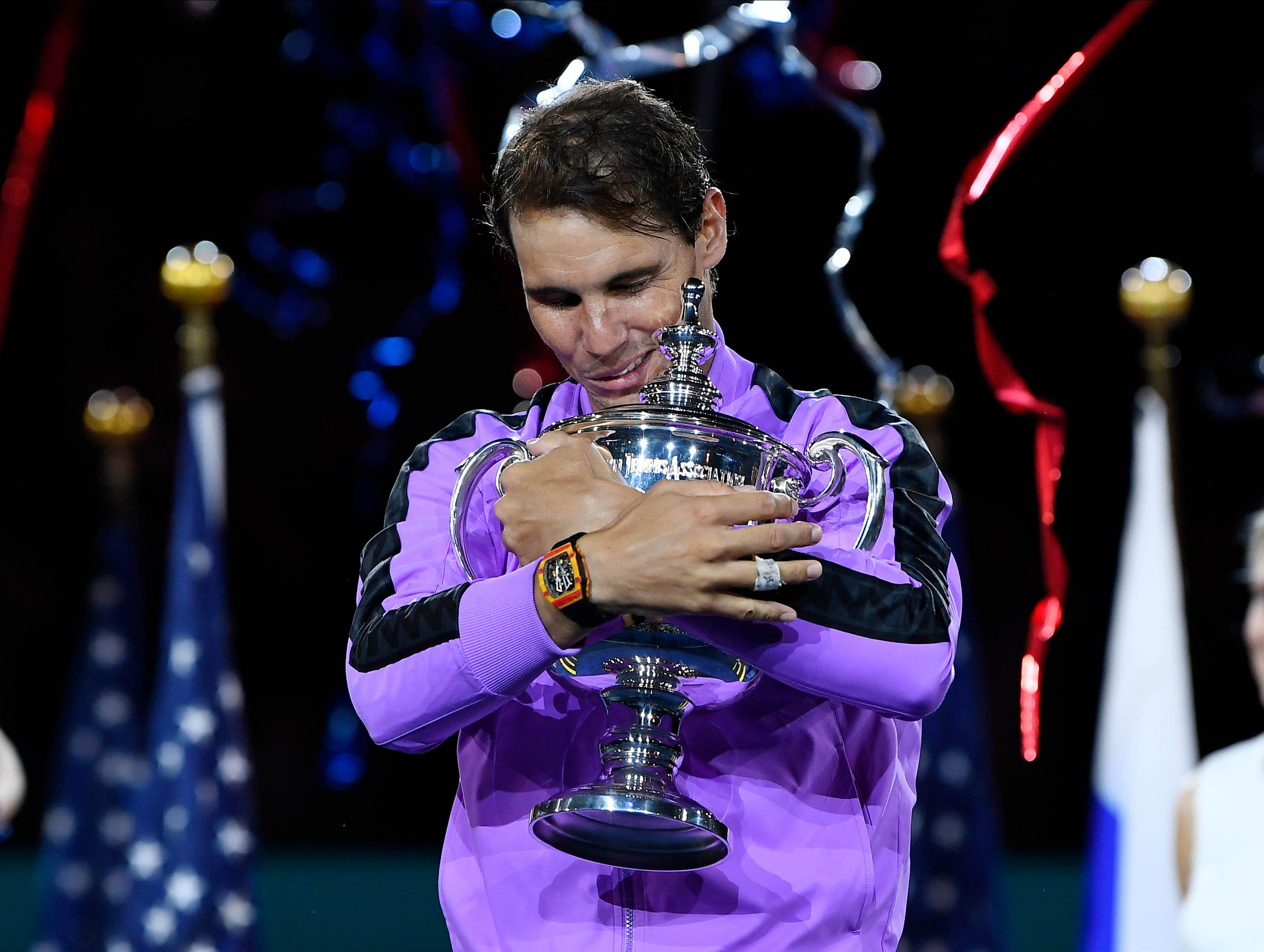 Opinion: Rafael Nadal humble matador once more, finds way to win when all is going wrong