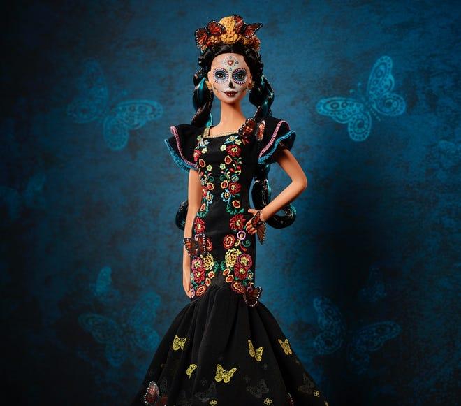 Mattel is releasing the Barbie Día De Los Muertos doll.