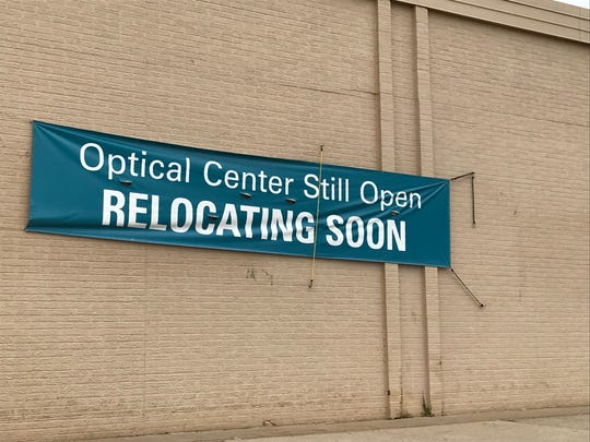 Shopko Optical shops remain open in otherwise-vacant Shopko department stores or nearby. They'll move to new locations later this month and in October in Appleton, Kimberly and Menasha.