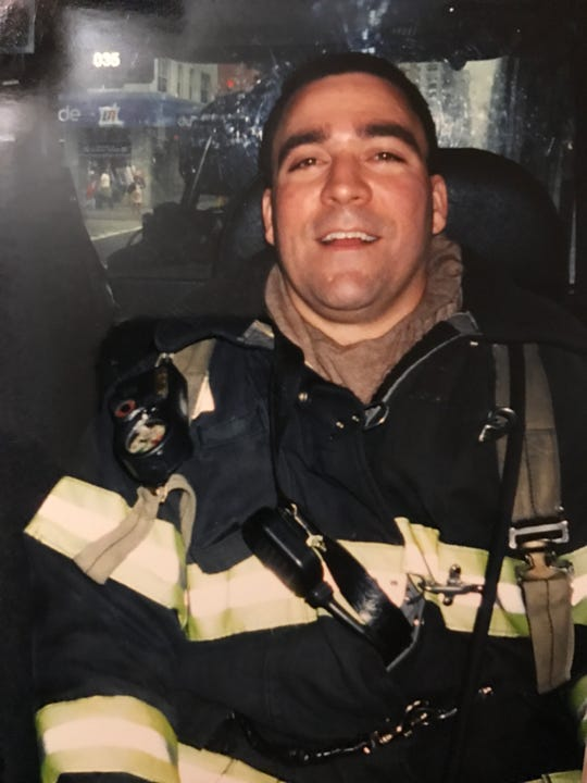 Joe McKay is a former New York City firefighter who developed a disabling illness after serving on the cleanup crew at ground zero
