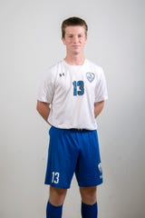 Dawson Karup is a senior midfielder for the Smoky Mountain Mustangs.
