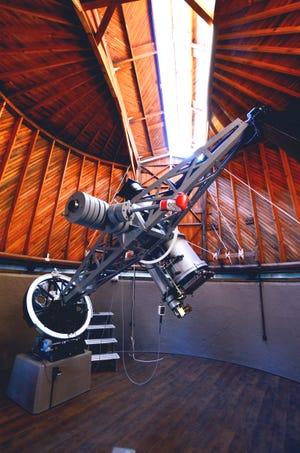 Lowell Observatory's Pluto Telescope: This is the telescope that discovered Pluto in 1930.
