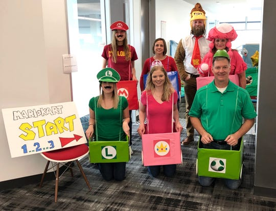 IMT Insurance employees enjoy social gatherings or events such as mini golf tournaments, tailgate parties and food truck lunches.