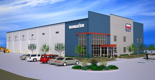 Road Machinery & Supplies Co. will build a new facility in Bondurant at the intersection of U.S. Highway 65 and Franklin Road. The facility will replace its smaller facility at 100 Sheridan Ave. in Des Moines.
