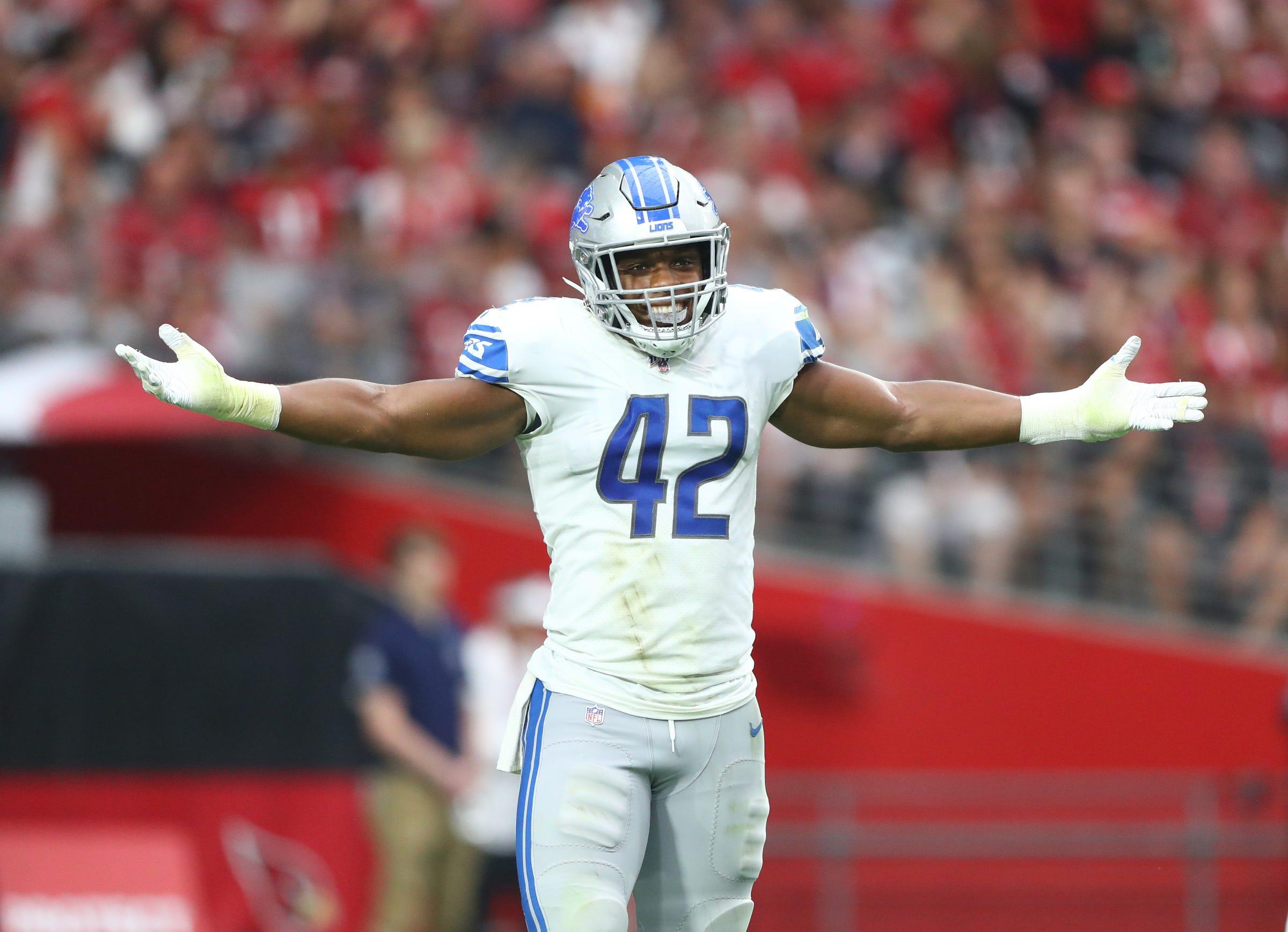 Detroit Lions release Devon Kennard to make room for Jamie Collins