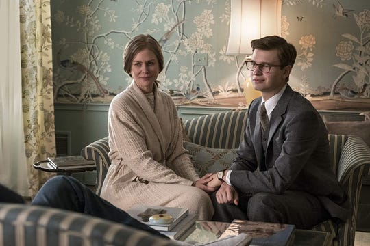 "Nicole Kidman and Ansel Elgort in ""The Goldfinch."""
