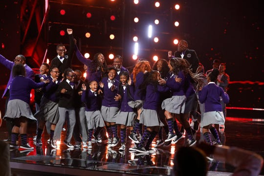 "Tune in at 8 p.m. Wednesday to the ""America's Got Talent"" results show to see whether the Detroit Youth Choir makes it to the finals."