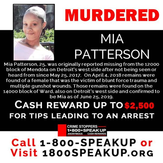 Crime Stoppers announced the reward on Tuesday.