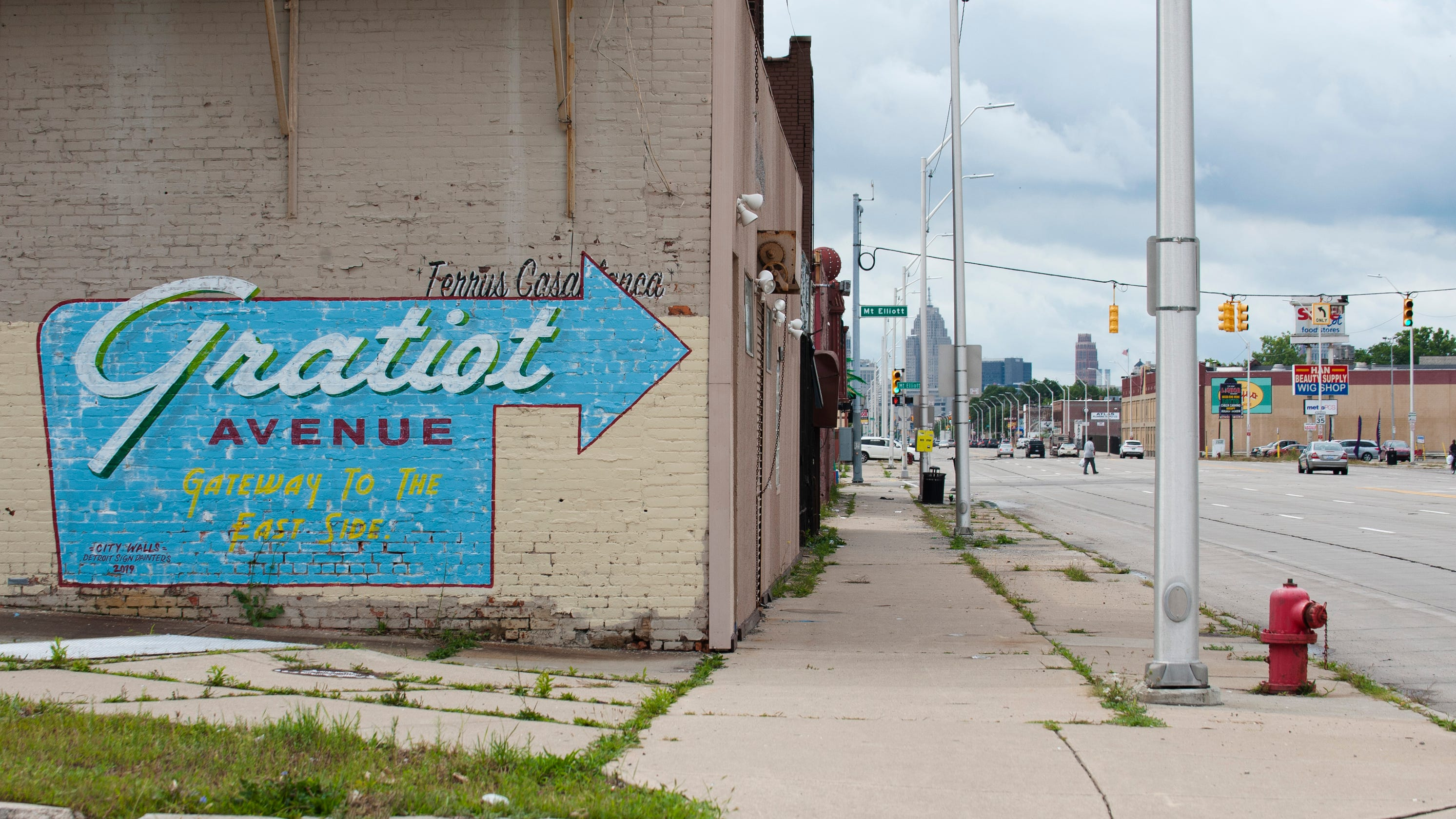 It gets really bad after dark': Crime persists on Gratiot in ... Map Of Northeast Detroit on map of westside detroit, map of highland park, map of hamtramck, map of midtown detroit, map of metro detroit, map of traverse city, map of palmer lake, map of grand rapids, map of saginaw, map of lansing, map of downtown detroit, map of city of detroit,