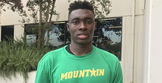 Mady Sissoko, a four-star forward from Utah, committed on Tuesday to play basketball at Michigan State.