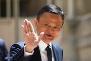 Founder of Alibaba group Jack Ma