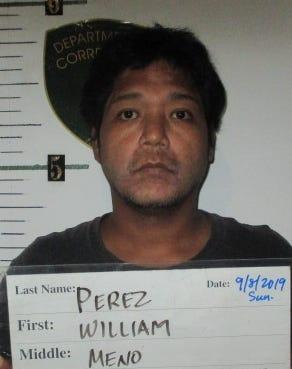 William Meno Perez