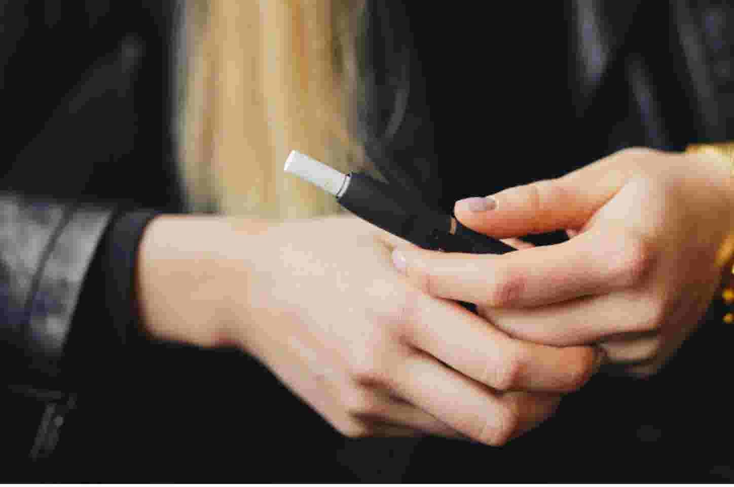 Vaping-related lung disease: 2 confirmed cases in Buncombe County