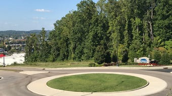 Elmington Capital Group wants to build 192 apartments on a 14.5-acre hillside tract in West Knoxville.