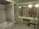 A bathroom inside the Eugenia Williams home at 4848 Lyons View Pike.