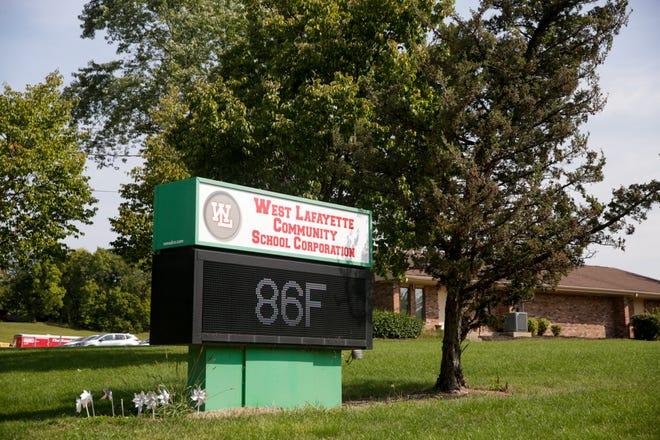 West Lafayette Community School Corp., Tuesday, Sept. 10, 2019 in West Lafayette.