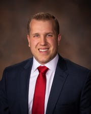 Josh Carlson is running to represent District 3 on Lafayette's new parish council in this fall's election.